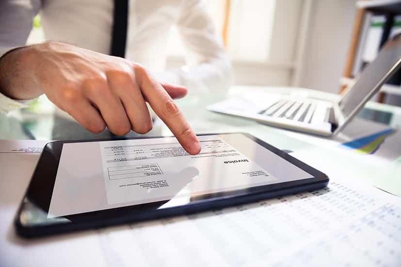 Faire une facture au 21ème siècle