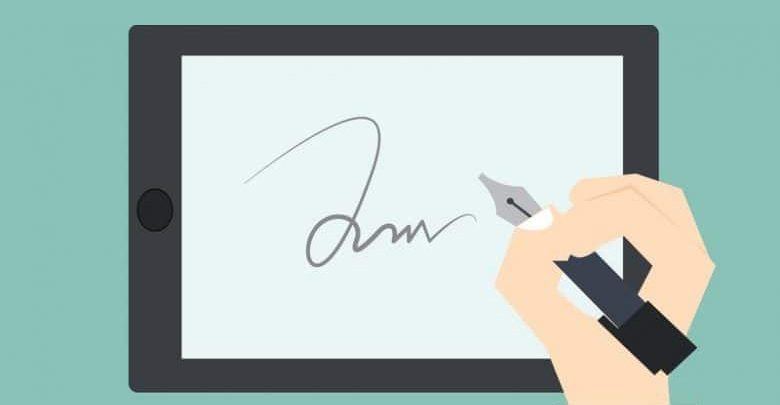 Comment signer un document pdf en ligne ?