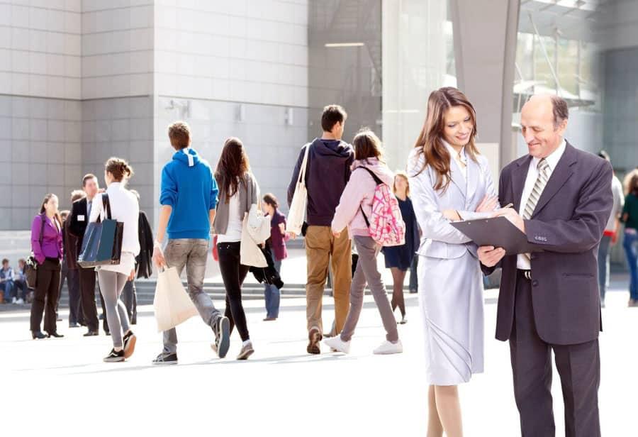 Top 5  des entreprises classées au Great Place to Work de plus de 5000salariés enFrance