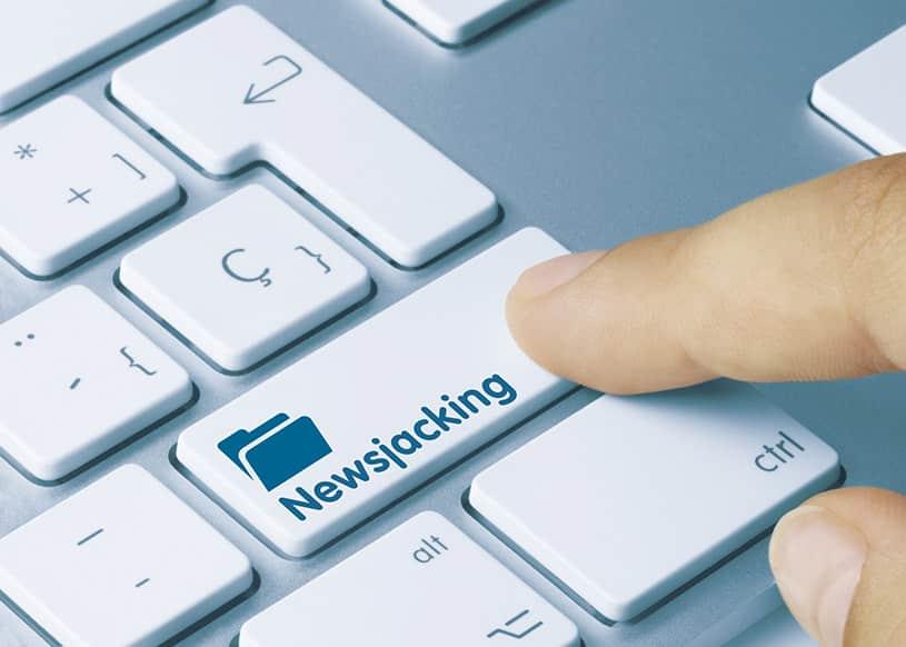 Le meilleur et le pire du Newsjacking
