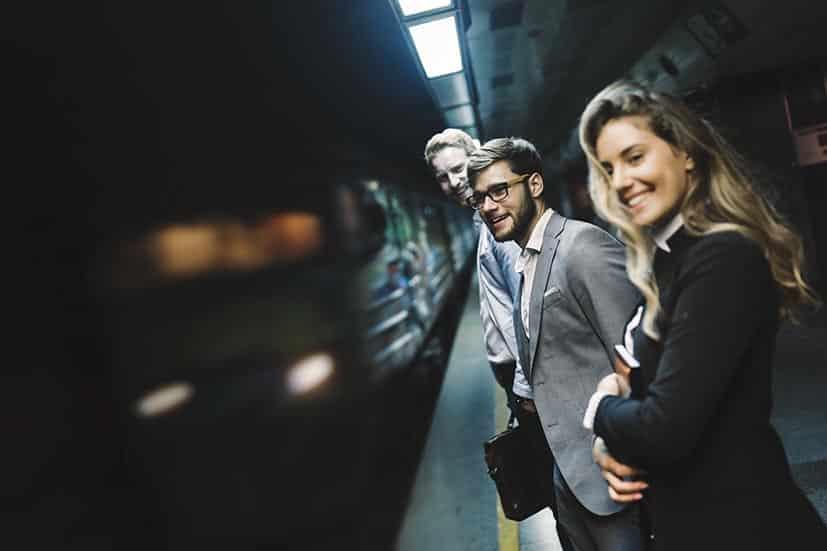 Pourquoi favoriser les transports en commun pour se rendre au bureau ?