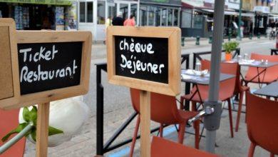 Tickets-restaurant