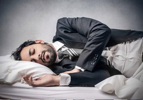 Comment bien dormir après une journée stressante ?