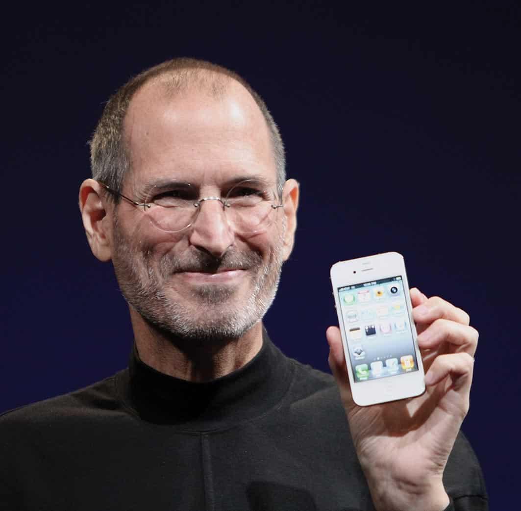 10caractéristiques qui faisaient de Steve Jobs un entrepreneur hors pair