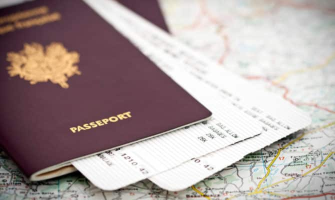 Les documents obligatoires pour voyager aux USA