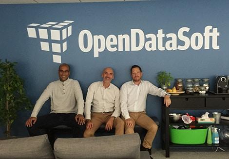 OpenDataSoft lève 5 millions d'euros pour accélérer son développement à l'international