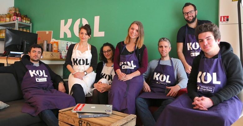 KOL lève un million d'euros pour étendre son service de livraison de vin