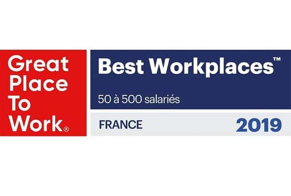 Le Palmarès Best Workplaces 2019