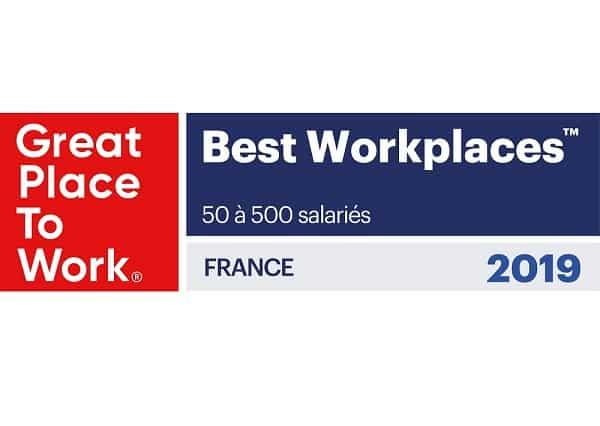 Le Palmarès Best Workplaces 2019