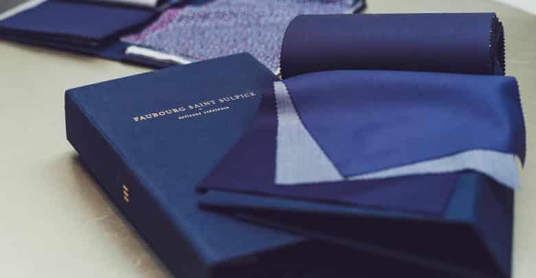 La maison Faubourg Saint-Sulpice : l'entreprise qui vous donne envie d'avoir un costume sur-mesure !