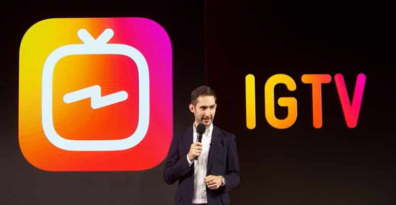 Instagram : IGTV
