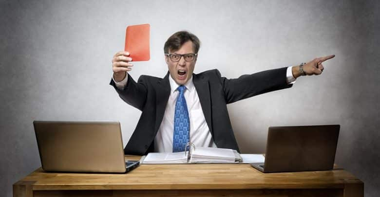 7 signes qui montrent que vous avez un problème avec l'autorité