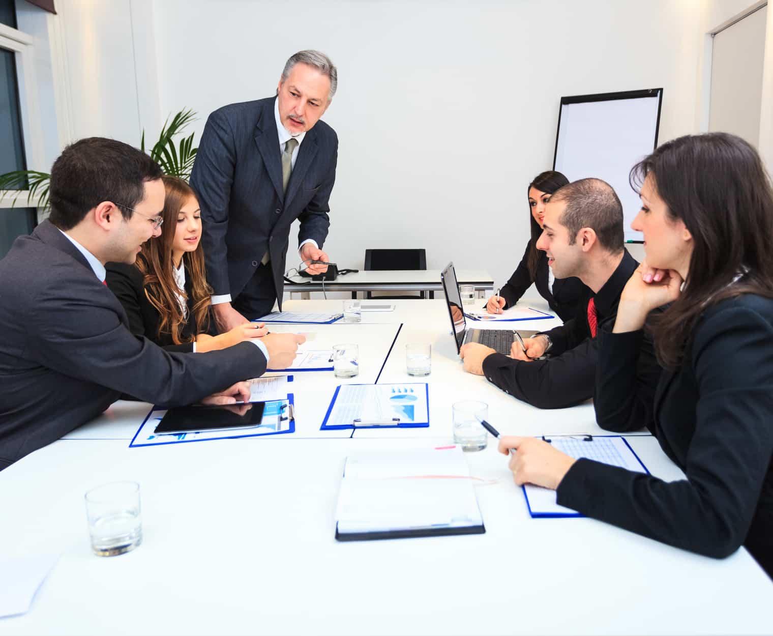 Favorisez le travail en équipe