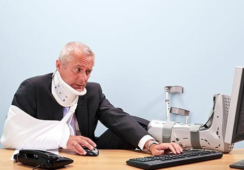 Comment gérer les accidents au travail ?
