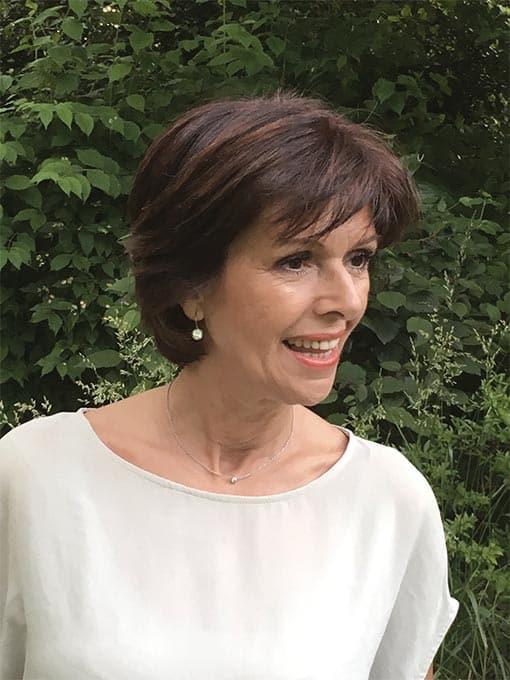 Interview d'Annick Pasquier