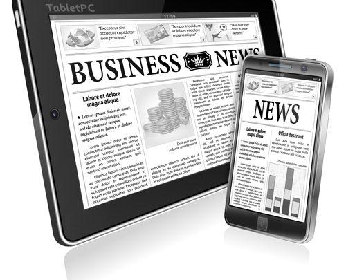 40% des mobinautes utilisent leurs mobiles pour surfer sur internet