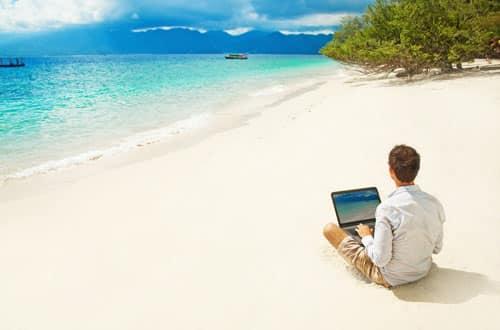 Comment oublier votre entreprise pendant vos vacances ?