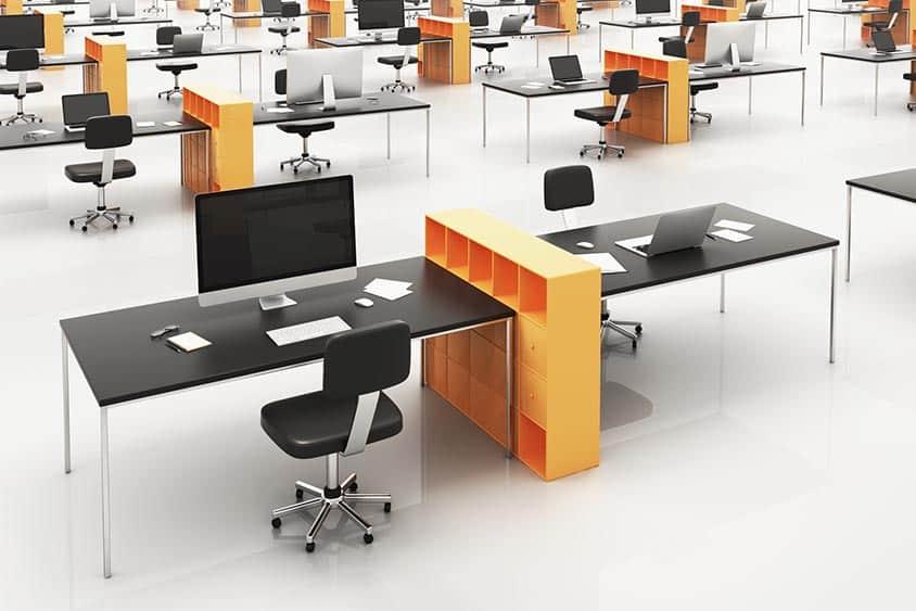 Espaces de coworking : classement en fonction du prix