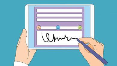 La signature électronique désormais valable àtravers l'Europe