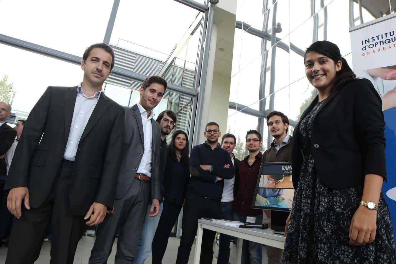 DAMAE Medical lève 2 millions d'euros pour accélérer le diagnostic du cancer