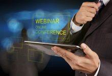 Photo of Webinars : les avantages et les inconvénients pour le business