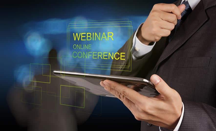 Webinars : les avantages et les inconvénients pour le business