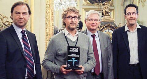 L'entrepreneur qui a vu juste ! Interview de Philippe Wargnier
