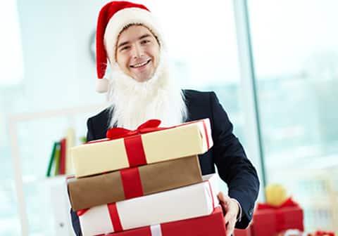 Un cadeau de noël pour vos salariés ?