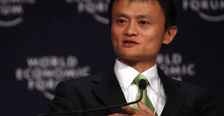 Jack Ma la star asiatique de l'e-commerce