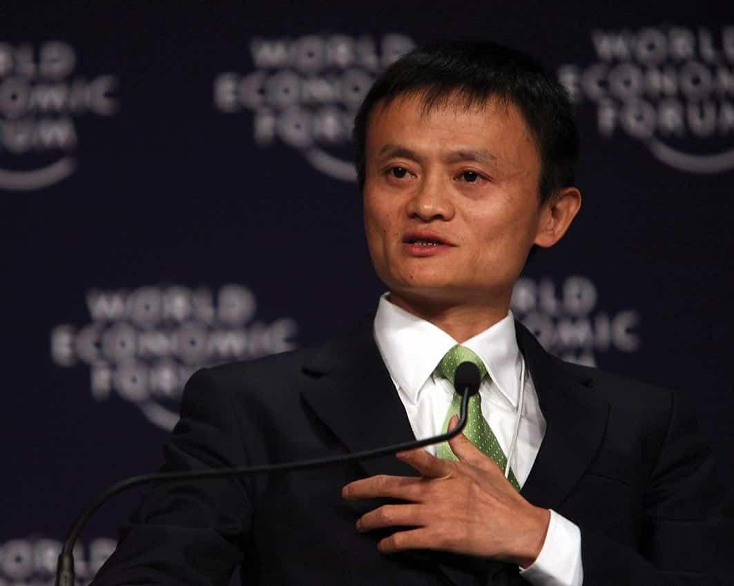 Jack Ma la star asiatique de l'e-commerce