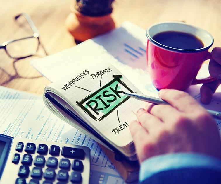 7 risques qu'un entrepreneur doit connaître avant de se lancer