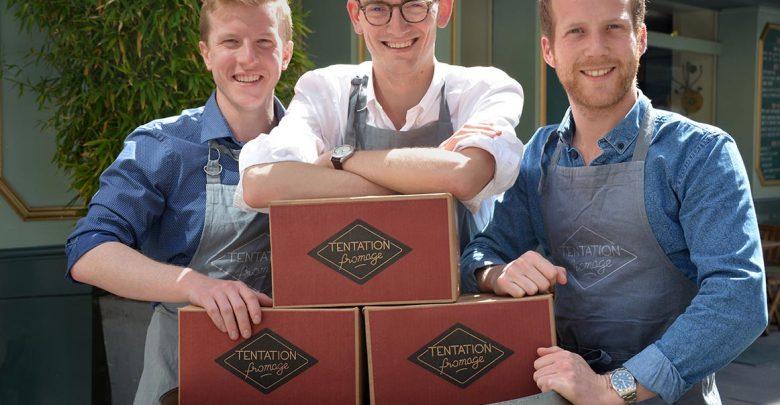 FoodTech : Tentation Fromage réalise sa première levée de fonds