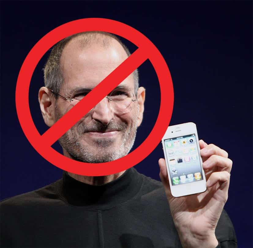 Devenir Steve Jobs? Nonmerci!