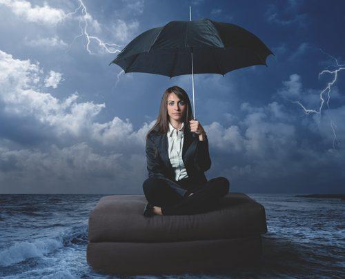 Comment naviguer en eaux troubles et par gros temps!