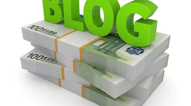 5 façons de gagner de l'argent avec son blog