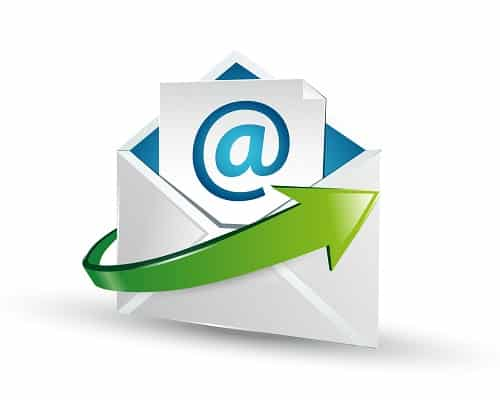 Un mail