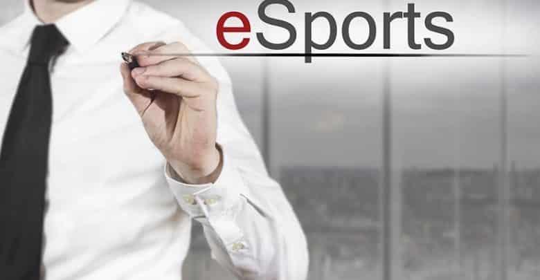 L'industrie de l'e-sport aux Jeux olympiques