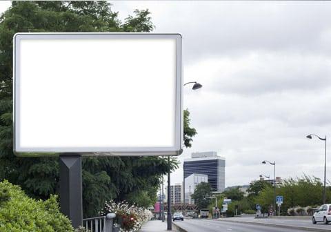 Choisir le bon affichage publicitaire pour sa société