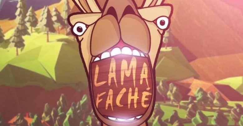 Lama Fâché n'est vraiment pas content