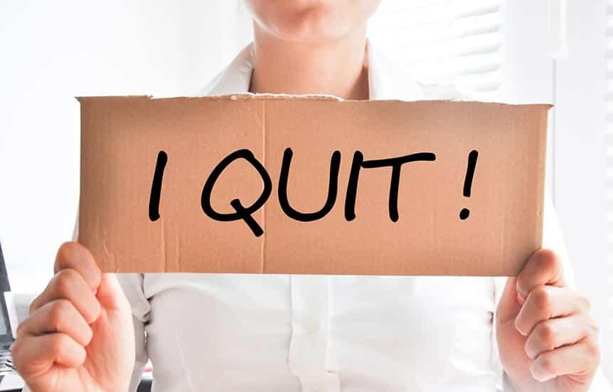 Comment gérer le départ brutal d'un salarié ?