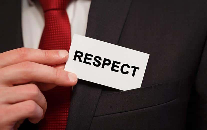 8 Conseils pour gagner le respect