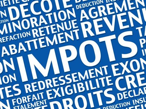 Fiscalité : la France pays non attractif