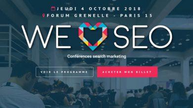 Photo of Quand soumettre.fr devient le sponsor de We Love Seo 2018