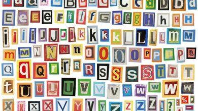 Photo of Typographie sur le web