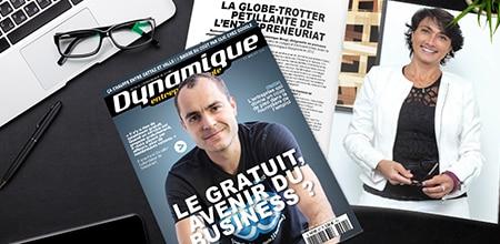Magazine Dynamique Entrepreneuriale n°67 : télécharger gratuitement « Le gratuit