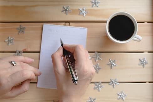 Comment bien rédiger ses vœux professionnels pour 2018 ?