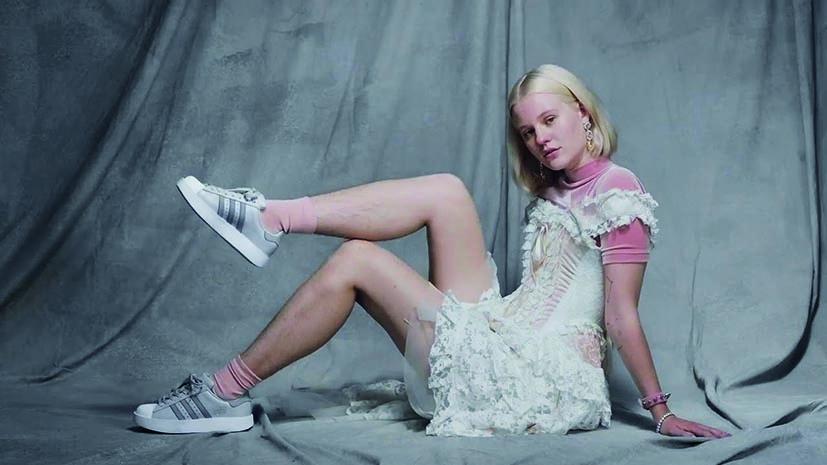 Bad buzz pour Adidas: une publicité à épiler?