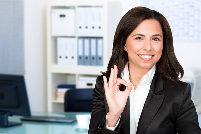 Business: la gestuelle du succès