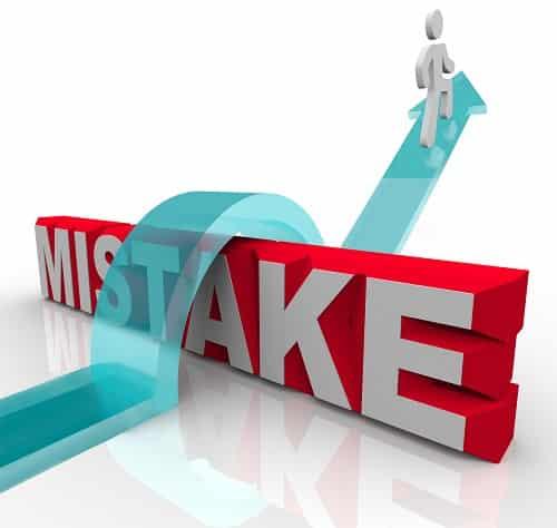 Plaidoyer pour le droit à l'erreur !