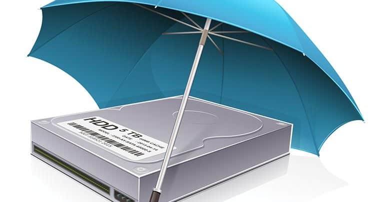 Protéger les données de votre disque dur